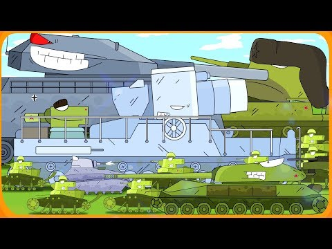 ALL SERIES Heavy kneading monsters Cartoons about tanks