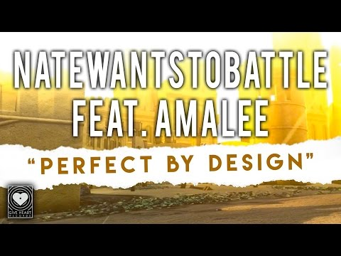 NateWantsToBattle - Perfect by Design feat. AmaLee (Official Lyric Video) on iTunes & Spotify