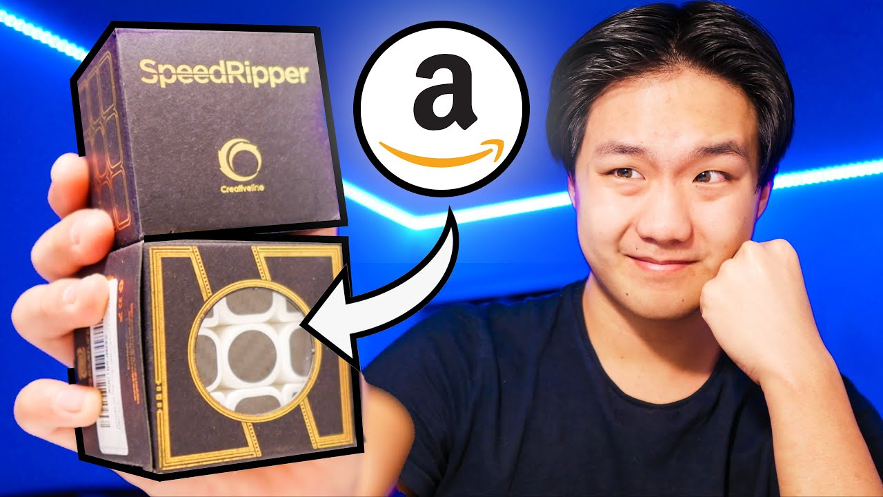 UNBOXING AMAZON KNOCKOFF CUBES?!