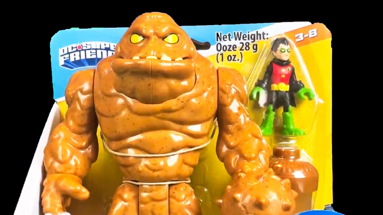 Imaginext DC Heroes Fisher Price Ninja Villain Slime Pit Ooze part replacement