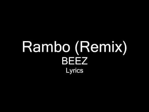 BEEZ - Rambo (Lyrics)