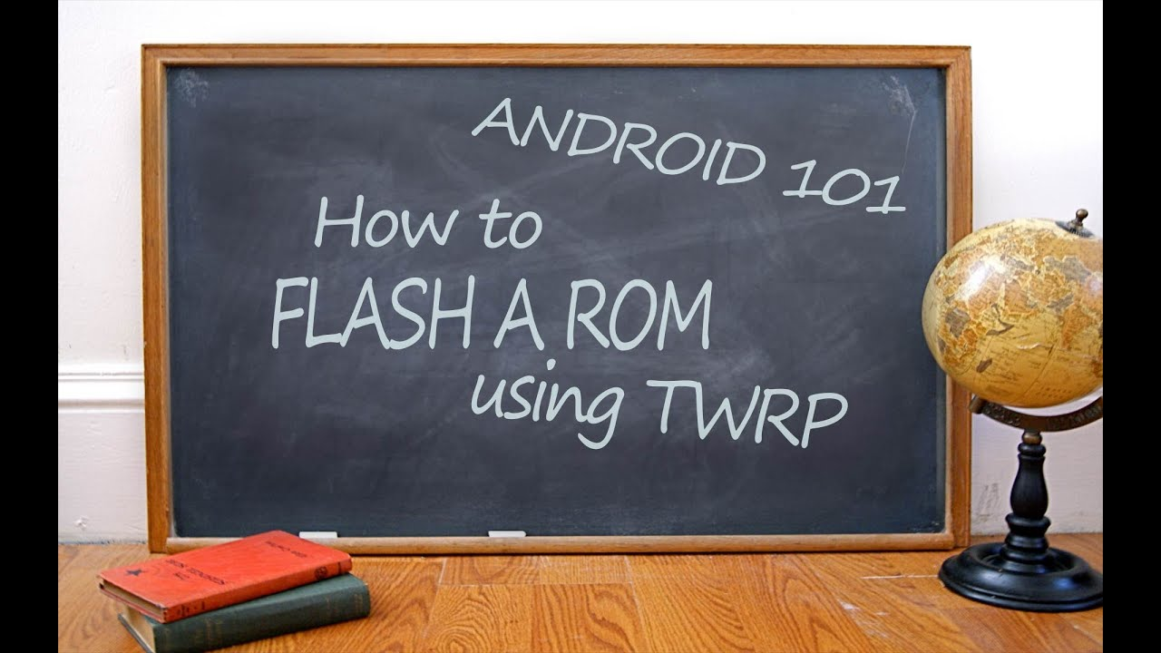 How to fix bricked android with twrp