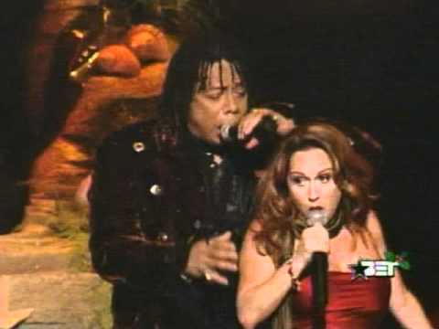 FIRE & DESIRE - LADY TEENA MARIE & RICK JAMES - YouTube
