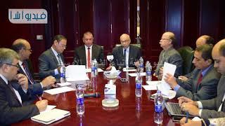 بالفيديو : علي حسن يشيد بالمشروعات التي نفذها محافظ كفر الشيخ لخدمة محافظته