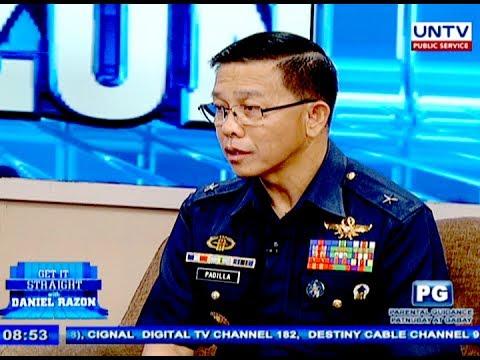 """AFP spokesperson defines """"rebellion"""""""