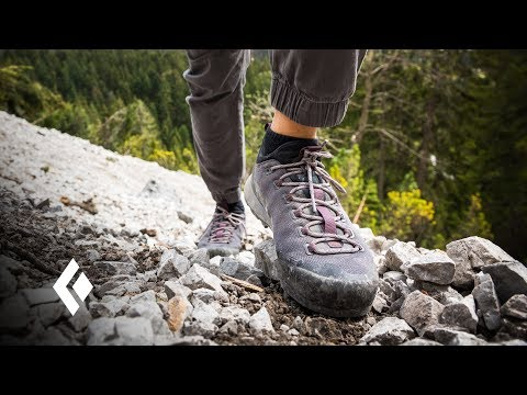 Introducing The Black Diamond Mission LT Approach Shoe
