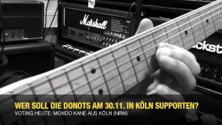 VOTING MITTWOCH: MONDO KANE AUS KÖLN (NRW)