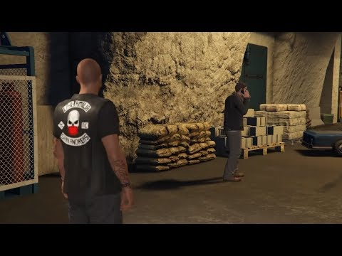 GTA GUNRUNNING DLC - Bunker tour, Prices, Business Setup, and More