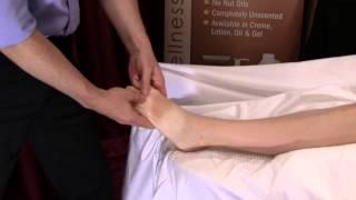 Ricebran Massage Oil - 8 fl oz. Bottle w/pump
