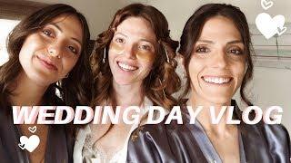 Viajando al casamiento!   Wedding Day Vlog + Story Time