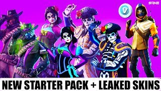 NOUVEAU STARTER PACK (SUMMIT STRIKER) - FORTNITEMARES LEAKED SKINS Fortnite Fortnite