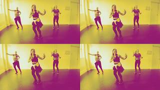 Dance choreography (streetdance) - Glee - Boogie Shoes