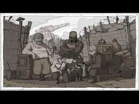 Храбрые сердца Великая Война Когда мы были на войне GMV.