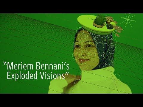 "Meriem Bennani's Exploded Visions | Art21 ""New York Close Up"""