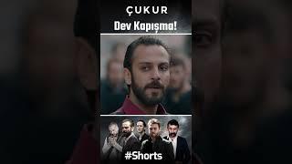 Çukur  Dev Kapışma Shorts