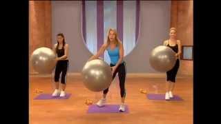 Упражнения для мышц пресса и ягодиц. Ваши ягодицы скажут вам спасибо.(Данная тренировка от Дениз Остин поднимет и сформирует красивые ягодицы, при этом, за счёт динамичных упра..., 2014-03-26T11:37:47.000Z)
