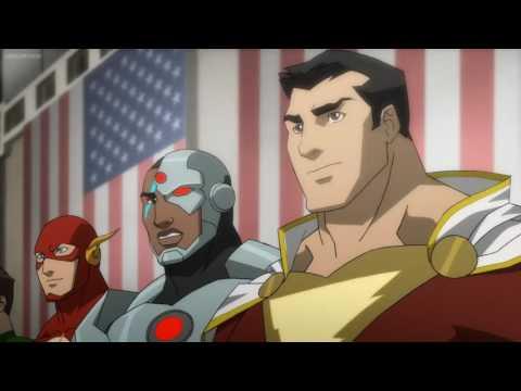 Justice League: War - The Super Seven