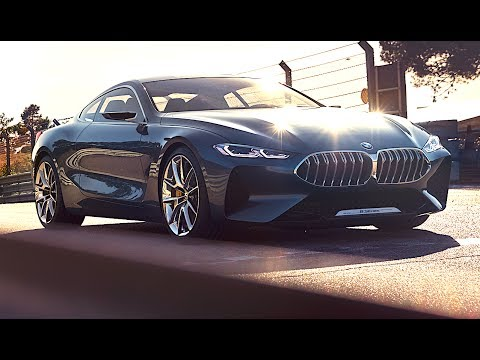 Bmw 8 Series Commercial World Premiere New Bmw 8 Series