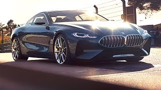 BMW 8 Series Commercial World Premiere New BMW 8 Series 2018 CARJAM TV HD