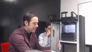 MakerBot Live Stream | Explore Method