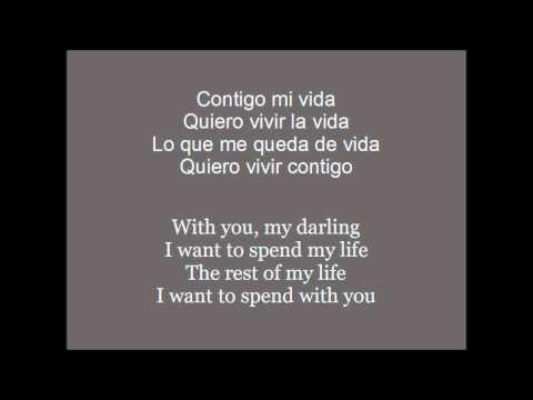 Shakira - Suerte (with Spanish Lyrics and Translations)