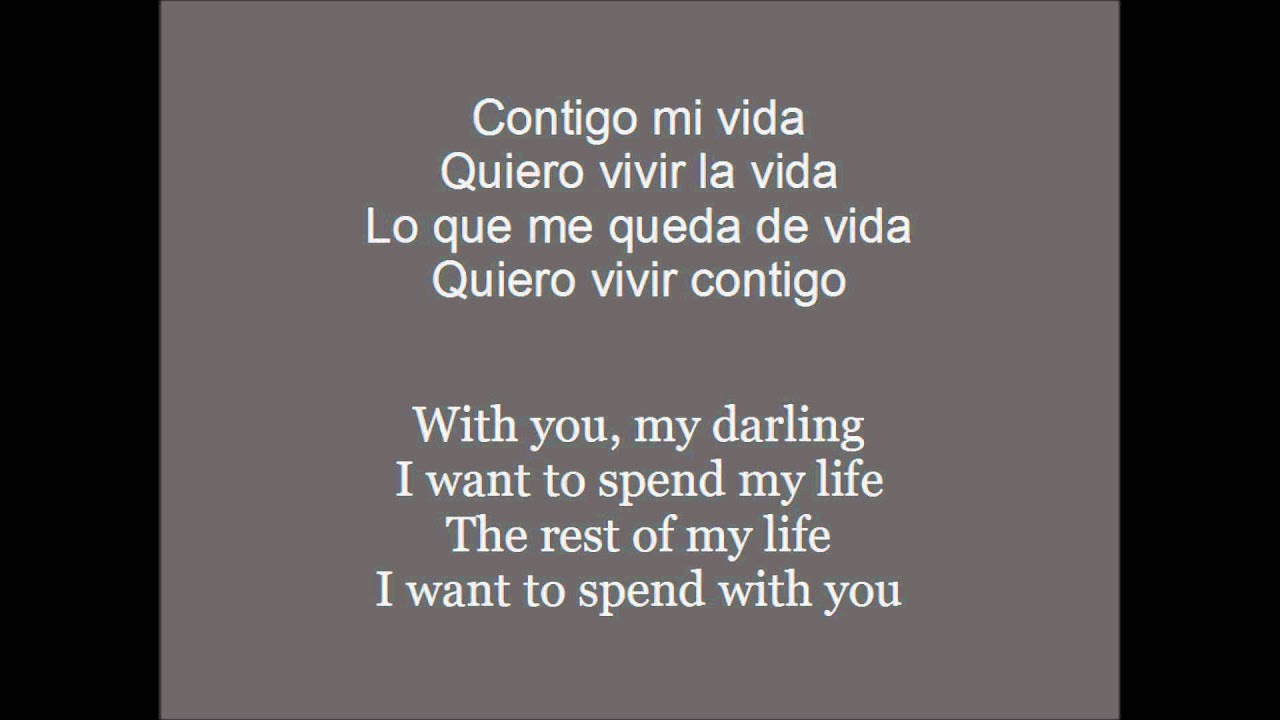 Shakira - Suerte (with Spanish Lyrics and Translations)