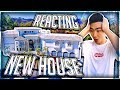 REACTING TO THE NEW TEAM 10 HOUSE