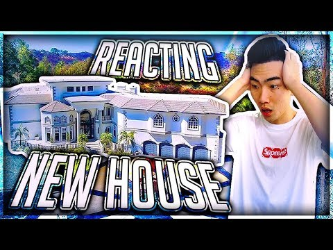 Thumbnail: REACTING TO THE NEW TEAM 10 HOUSE