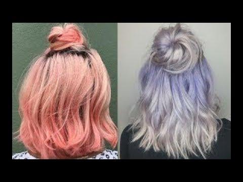 Sorprendentemente fácil peinados kawaii pelo corto Colección de estilo de color de pelo - PEINADOS TUMBLR FÁCILES PARA CABELLO CORTO 2017 / cute ...