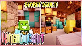 Secret Villain Vault! | KingdomCraft Ep.37