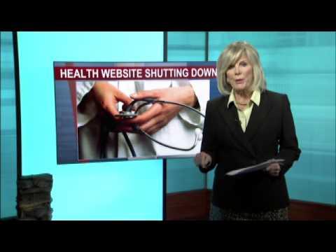 Vermont Health Connect website shut down