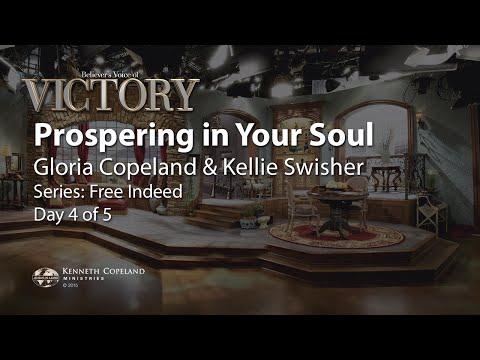 Prospering in Your Soul