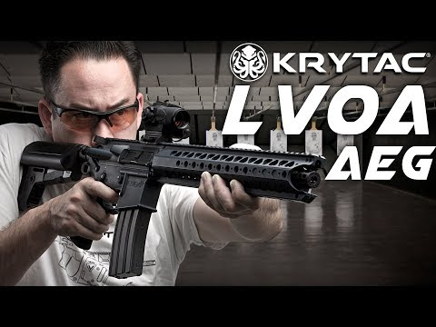 This Beauty is a Beast – Krytac LVOA AEG – RedWolf Airsoft RWTV