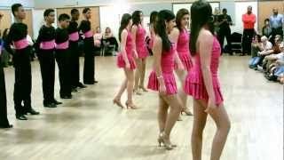 Central Jersey Dance Society Salsa Sensation Performance by Estilo Teen Team on 02 04 2012