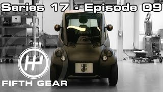 Fifth Gear Series 17 Episode 9 смотреть