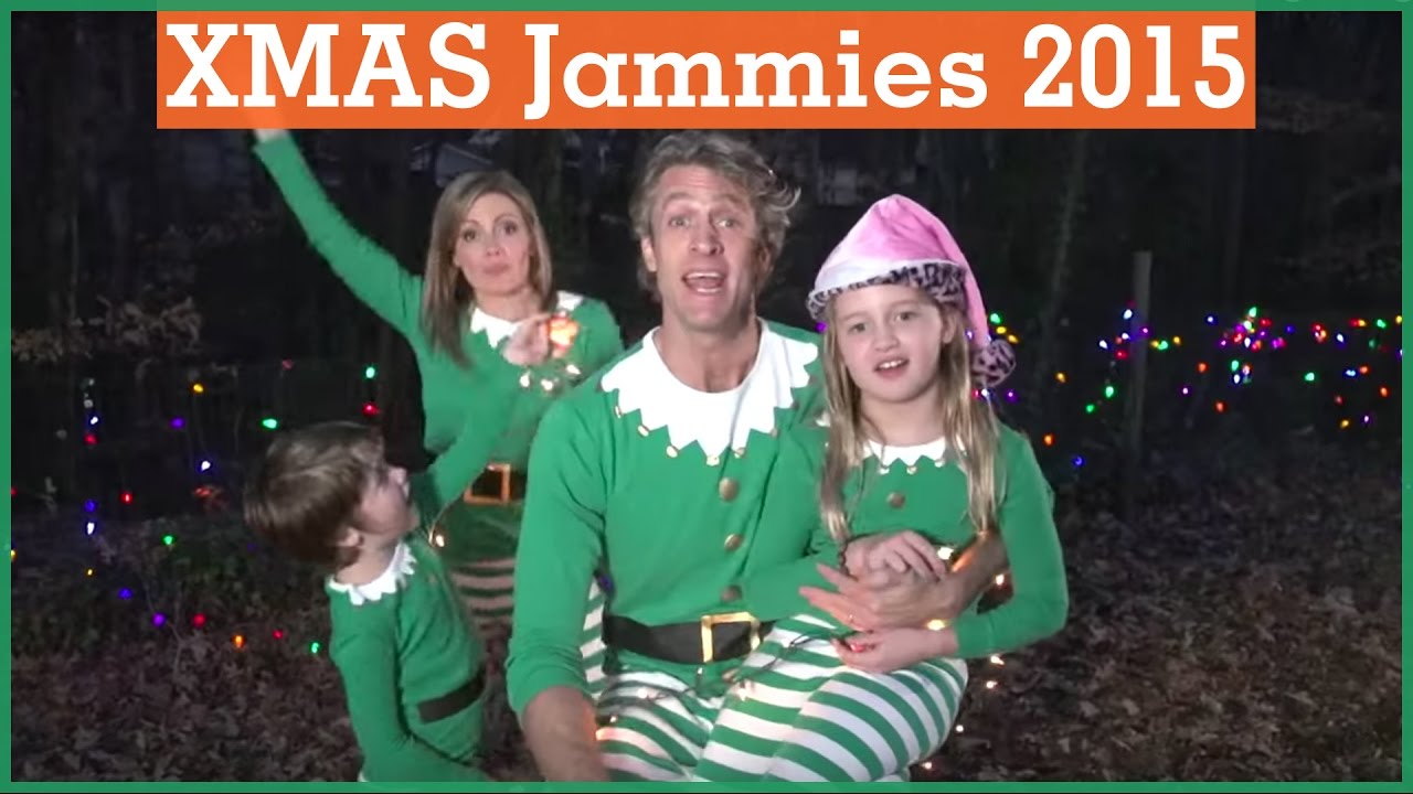 ELFED | Christmas Jammies 2015 | The Holderness Family | The ...