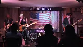 Love To Pin Me Down - Hannah Fairlight Group at Kimbro's Pickin Parlor