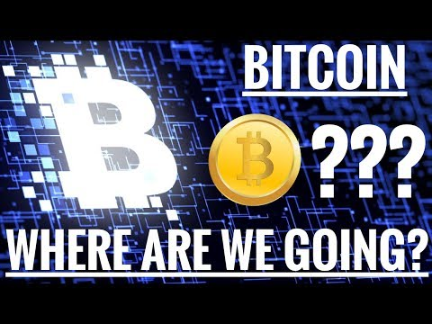 BITCOIN – Where are we Heading???