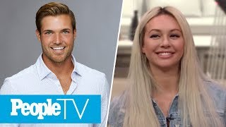 Corinne Olympios Says Jordan Is 'Trying To Be Like Me', Warns Him 'You Can't Do Corinne!' | PeopleTV