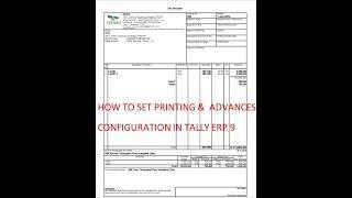 Stock item configuration