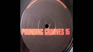 Pounding Grooves - Untitled  - Pounding Grooves 15   PGV 15