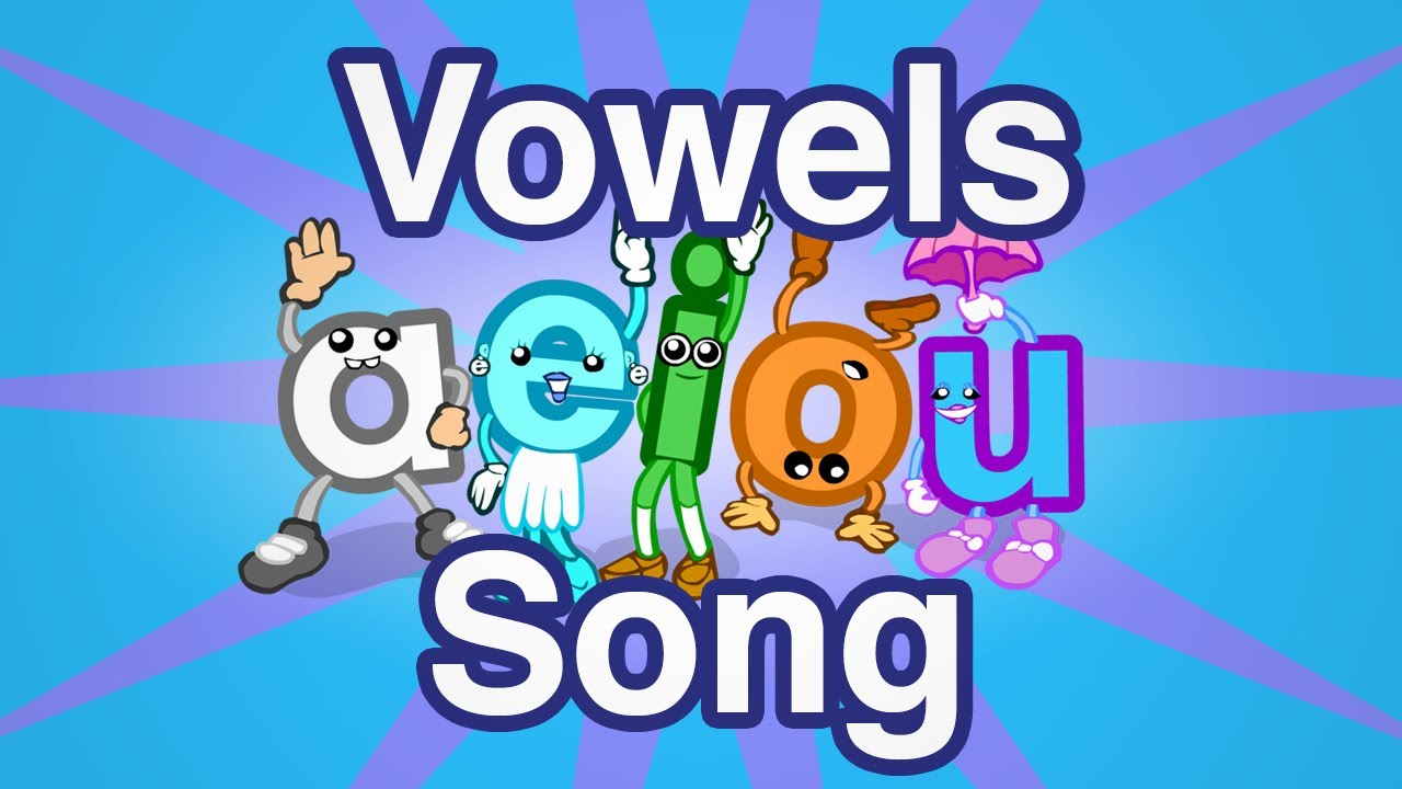 vowels song spanish version preschool prep company youtube. Black Bedroom Furniture Sets. Home Design Ideas