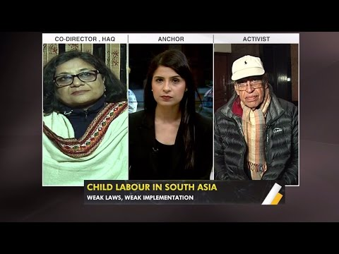 The scourge of Child labour in South Asia (WION Gravitas)