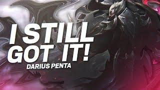 DYRUS | He's Still Got It! DARIUS PENTAKILL!!!