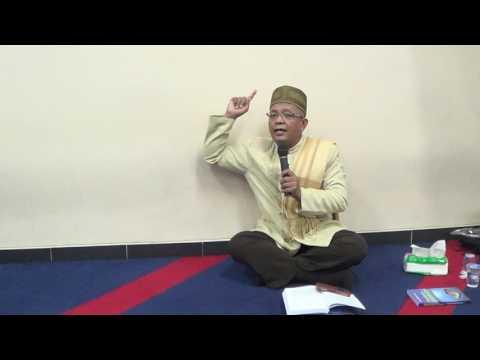 Ust.M.Iqbal Irham.MA.Tema:Manusia harus mengenali diri  sendiri dan  mengenal Allah(2)