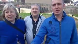 Начинаем строительство дома в деревне Марьина Гора (Московская область)