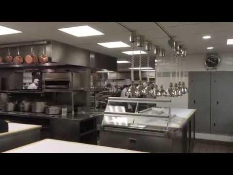 Madison Park Kitchen | Kitchen Eleven Madison Park Youtube
