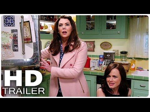 GILMORE GIRLS Staffel 8 Trailer German Deutsch | Netflix 2016