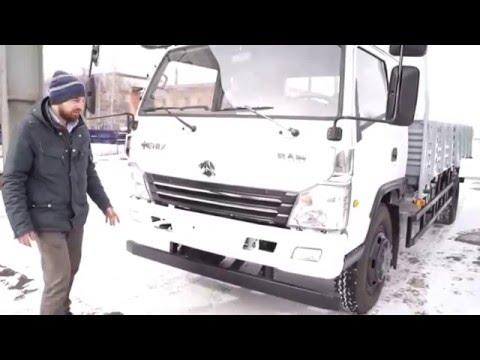 Китайский грузовик среднего класса -  BAW 33468