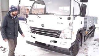 Китайский грузовик среднего класса -  BAW 33468(Обзор восьмитонника BAW 33468. Вниманию тех, кто не хочет тратить деньги на